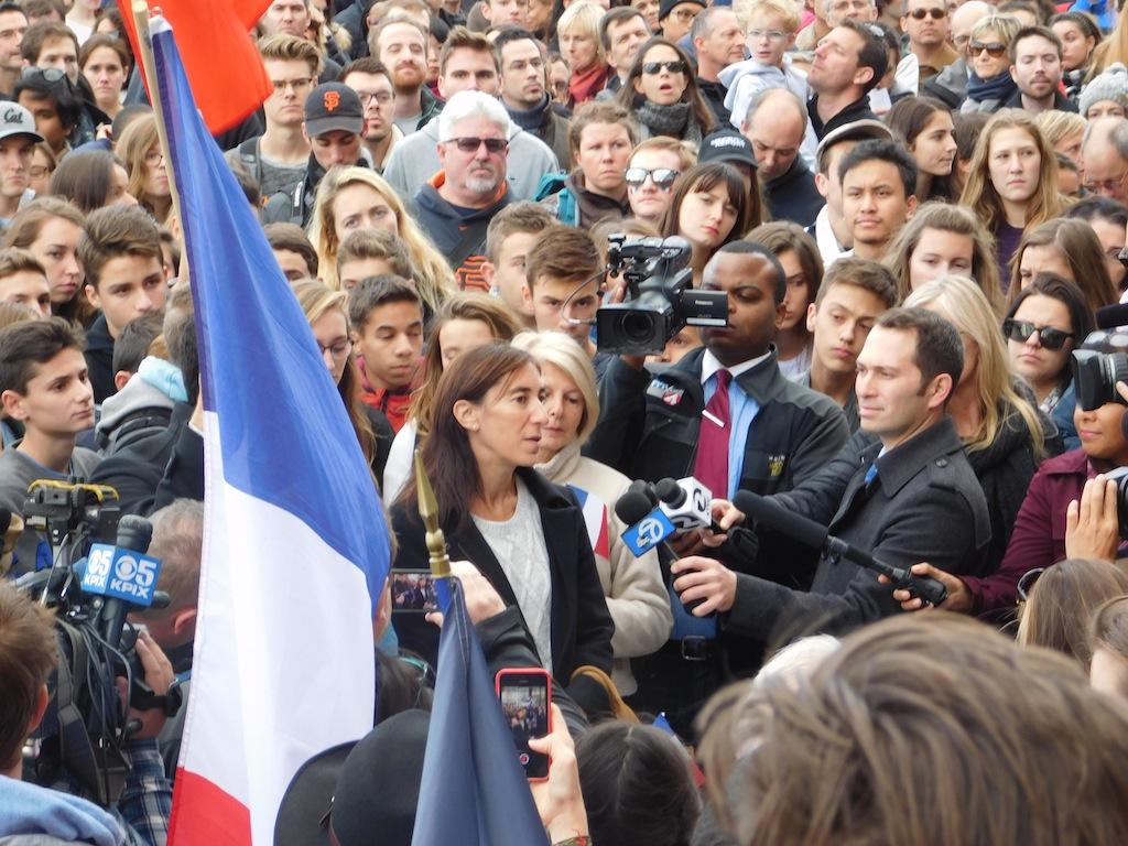Parisattacks quand la presse en parle consulat for Chambre de commerce francaise aux usa